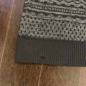 lululemon athletica Sweaters - Lululemon Rest Less Pullover Black / White